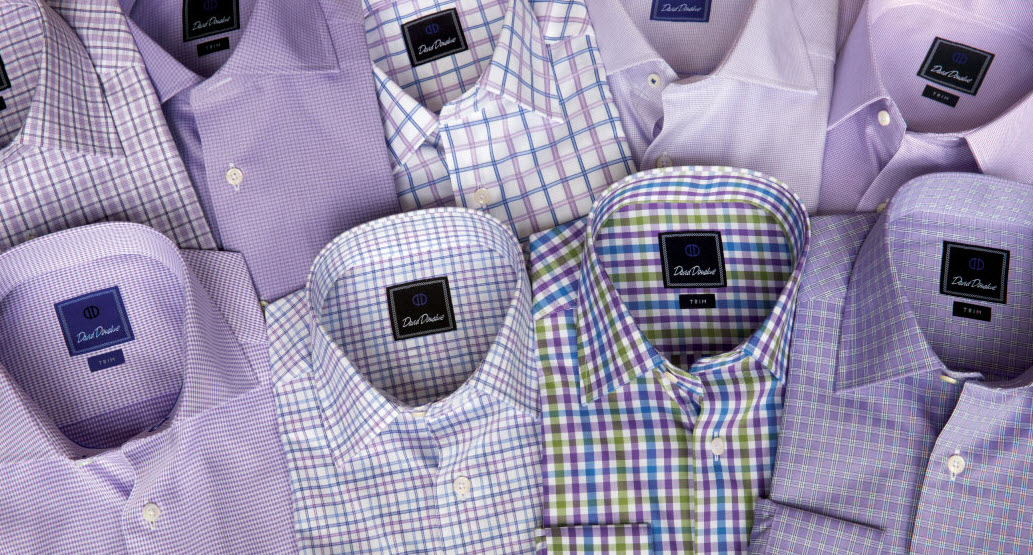David Donahue Dress Shirts