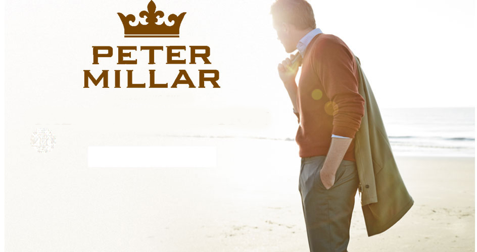 Peter Millar at Daniel Taylor Clothier in Dallas, Texas