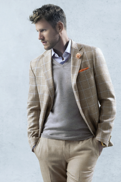 Summertime Sport Coat and Pant